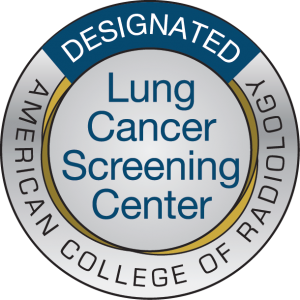 Designated Lung Cancer Screening Center. American College of Radiology.
