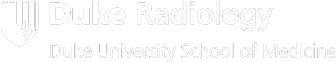 Duke Radiology logo